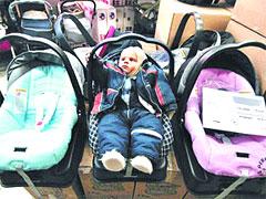 Все, что вы хотели знать о детских креслах