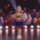 6-летняя курянка Валерия Несенюк выступила в шоу Первого канала DanceРеволюция